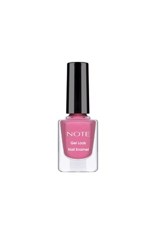Note Gel Look Oje 06 Brick Red - Kiremit