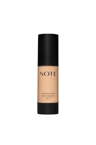 Mattifying Extreme Wear Foundation 01