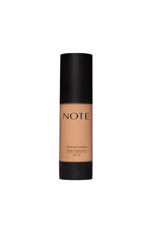 Mattifying Extreme Wear Foundation 04